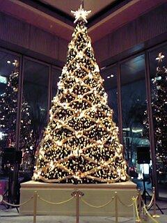 間もなくクリスマス