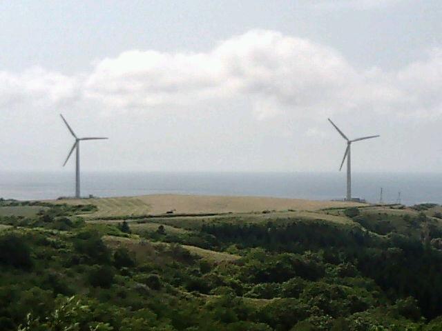 上ノ国風力発電所